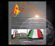 Creazione materiale pubblicitario Digital Flag Roma