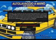 Autolavaggio a Mano Tor Vergata Roma