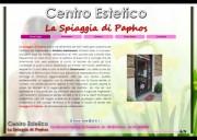 Centro Estetico La Spiaggia di Paphos Roma Aurelia