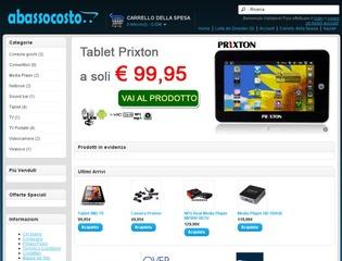 Vendita Tablet a basso costo