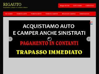 Acquisto Camper In Contanti Milano