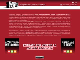 Vendita auto usate a Milano Garage del Parco