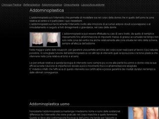 addominoplastica uomo