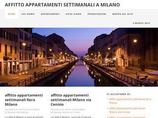 Affitto Appartamenti Settimanali Milano Porta Nuova