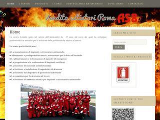 Manutenzione Estintori Castelli Romani