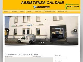Assistenza Caldaie Junkers Gallarate