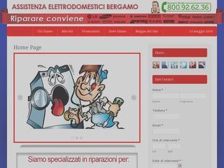 Assistenza Elettrodomestici Bosch Bergamo