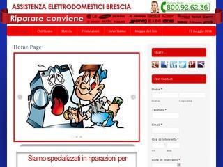 Assistenza Elettrodomestici Bosch Brescia