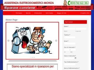 Assistenza Elettrodomestici Bosch Monza