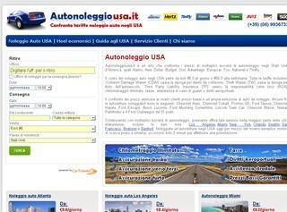 Noleggio Auto America