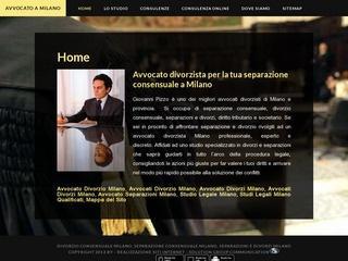 Avvocato Separazioni Milano