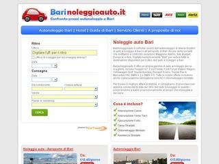 Noleggio auto Bari Low Cost