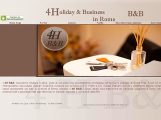 Bed and Breakfast Roma Vaticano 4h