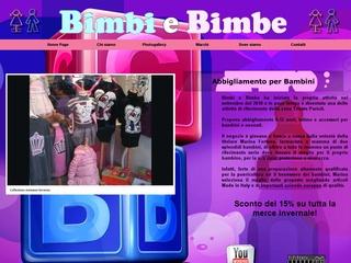 Abbigliamento Bambini Salario Roma Bimbi e Bimbe srl