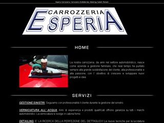 Carrozzeria Castelli Romani Esperia