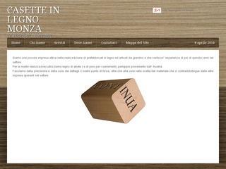 Casette In Legno Vimercate