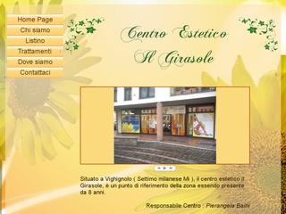 Centro massaggi Vighignolo Centro estetico il Girasole