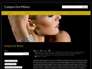 Compro Oro Milano, Compro Oro A Milano