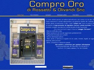 Compro Oro e Argento a Roma zona Torpignattara Largo Preneste