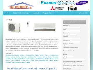 Condizionatori Daikin Milano Porta Romana
