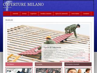Coperture Industriali Milano