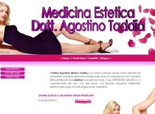 Medicina Estetica Agostino Taddia