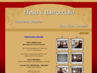 Vera ribollita toscana san lorenzo roma Ristorante Pizzeria Efeso il Barrocciaio