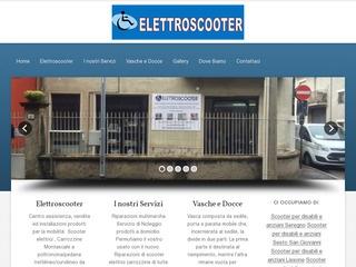 Scooter per disabili e anziani Sesto San Giovanni