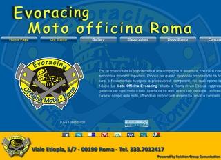 Moto Officina Evoracing a Roma Zona Nomentana