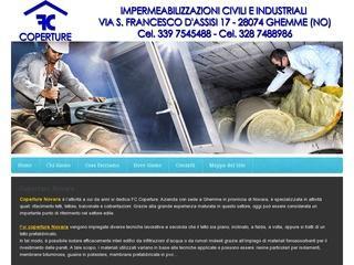 Guaina Carta Catramata Novara E Provincia