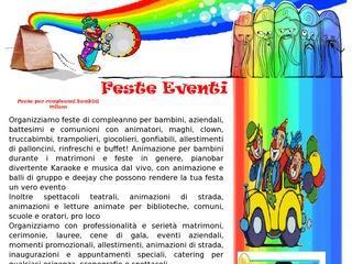 Feste Di Compleanno Bambini Milano