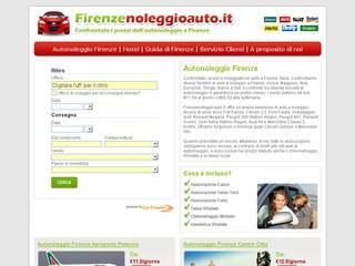 Noleggio auto Firenze