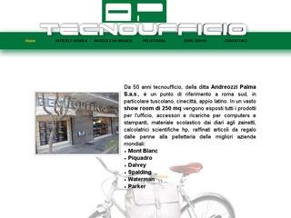 Forniture per ufficio Tecnoufficio Andreozzi Palma S.a.s Tuscolana Roma
