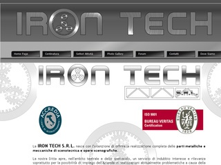 Carpenteria Roma Iron Tech Srl