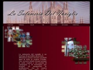 salumeria e alimentari in zona Navigli a Milano, La Salumeria Del Naviglio