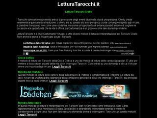 Tarocchi Gratuiti