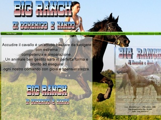 Maneggio Big Ranch Roma Sud