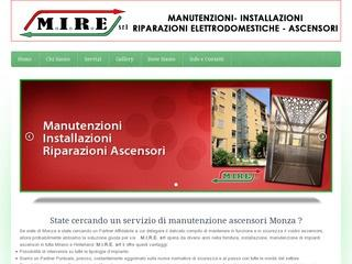 Assistenza Ascensori Monza