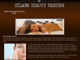Centro benessere a Milano Beauty Fashion