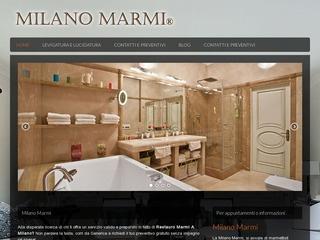 RESTAURO MARMI MILANO