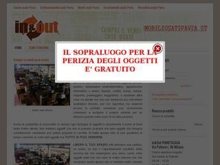 Mercatino Usato Pavia