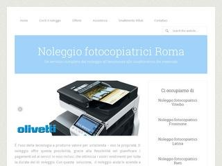 Noleggio Fotocopiatrici Frosinone