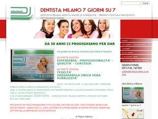 Dentisti Milano – ODONTOMIL