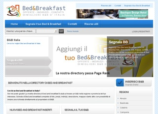 Offerte Bed And Breakfast