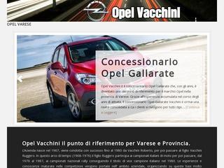 Vetture Nuove Usate Opel Gallarate