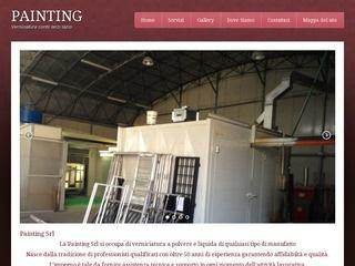 Verniciatura Industriale Lazio