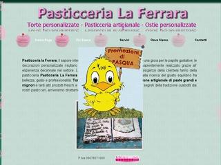 Ottimi dolci a Roma zona Torre Angela, Tor Vergata, Pasticceria La Ferrara