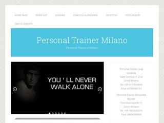 Allenamento Dimagrante Milano