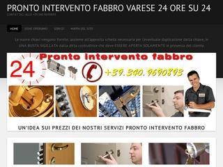 Pronto Intervento Fabbro 24h Legnano