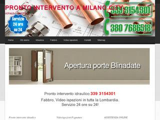Pronto Intervento Fabbro Via Gallarate Milano